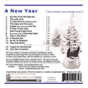 A New Year - back cover